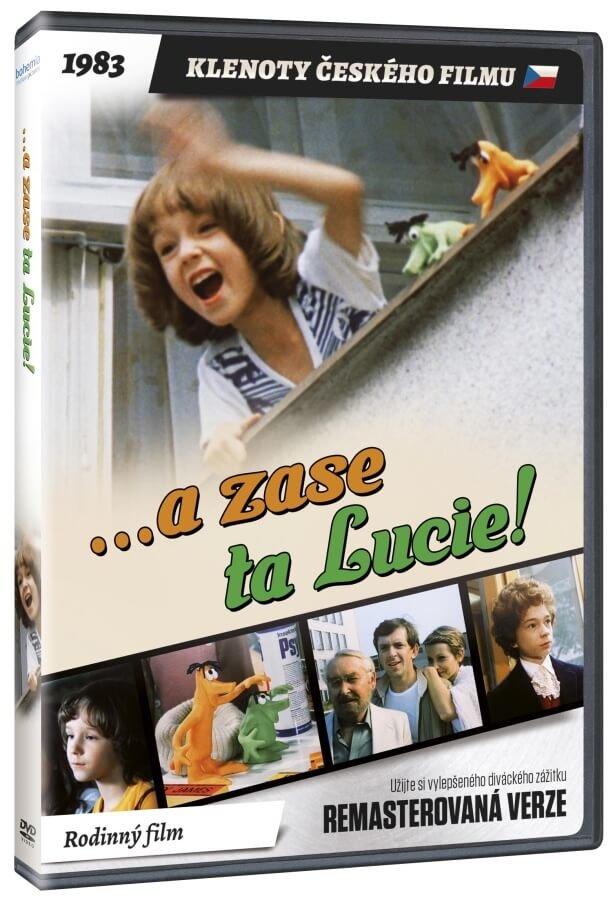 a zase ta Lucie! (DVD) - remasterovaná verze