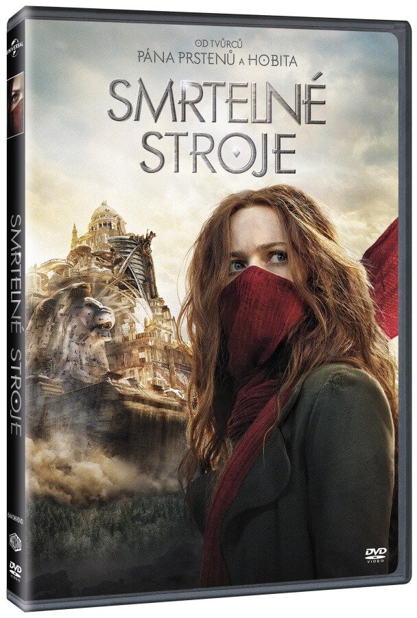 Smrtelné stroje (DVD)