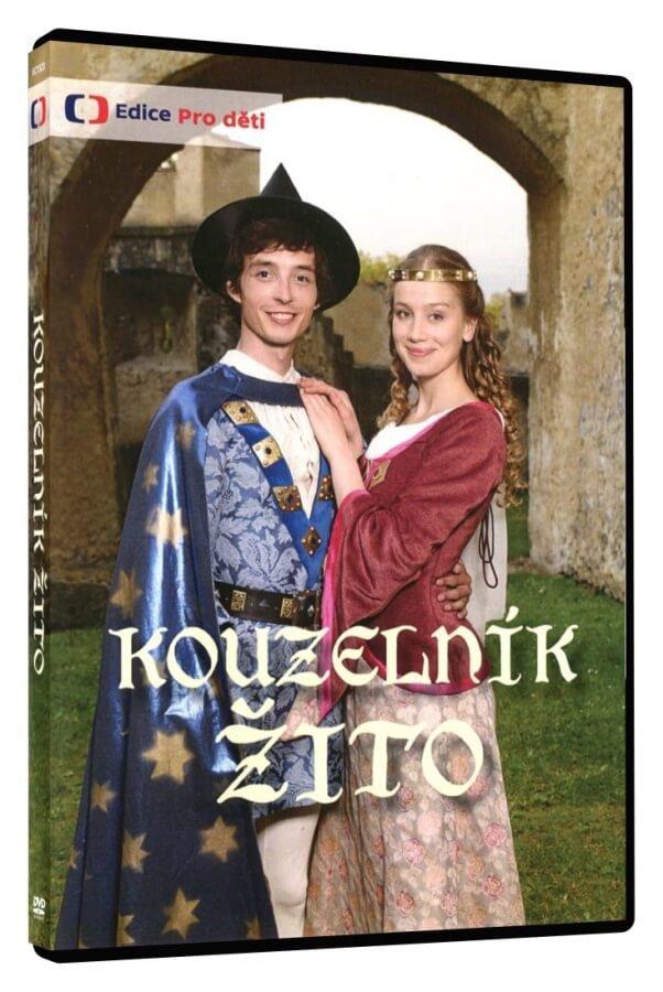 Kouzelník Žito (DVD)