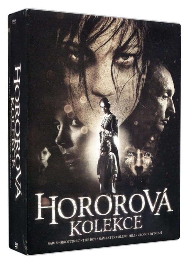 Hororová kolekce 2 (5 DVD)