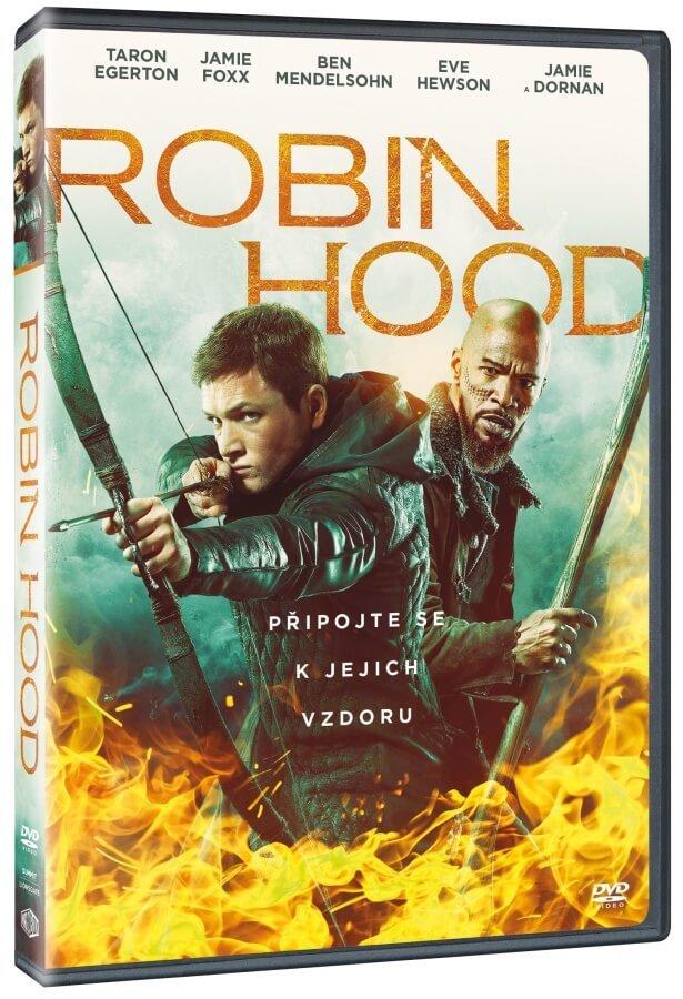 Robin Hood (2018) (DVD)