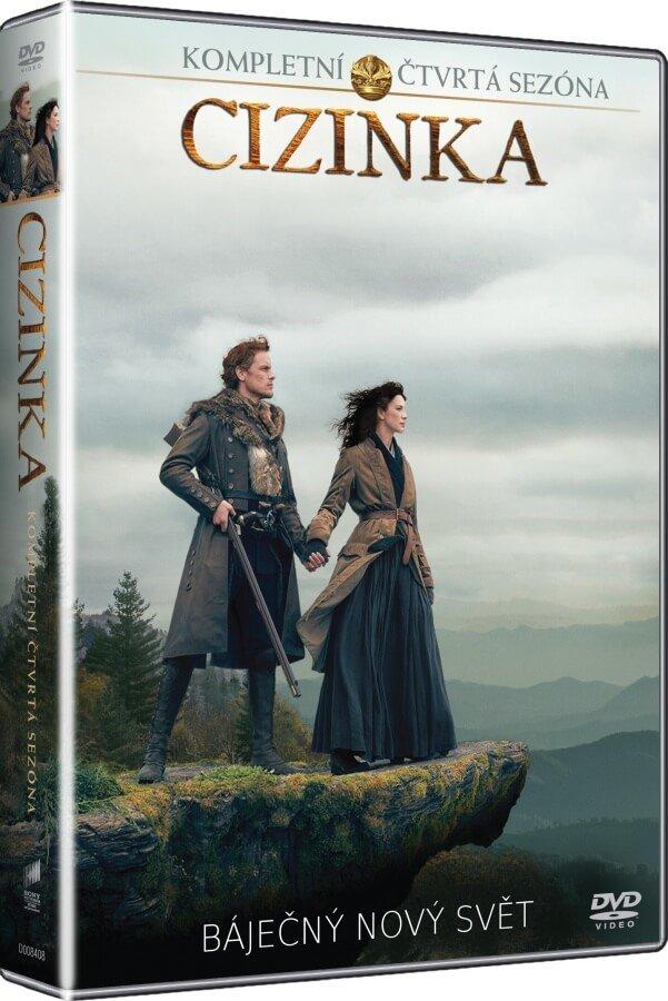 Cizinka (5 DVD) - kompletní 4. série