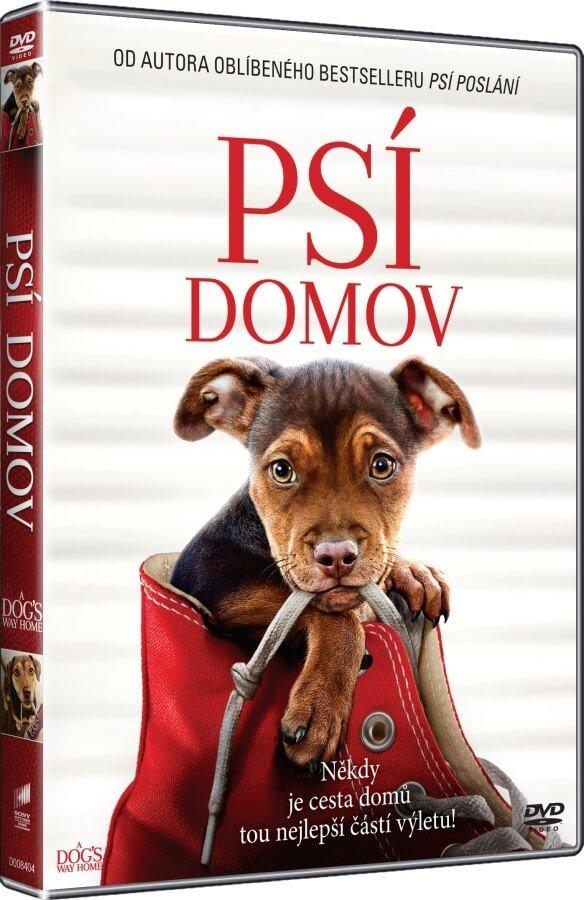 Psí domov (DVD)