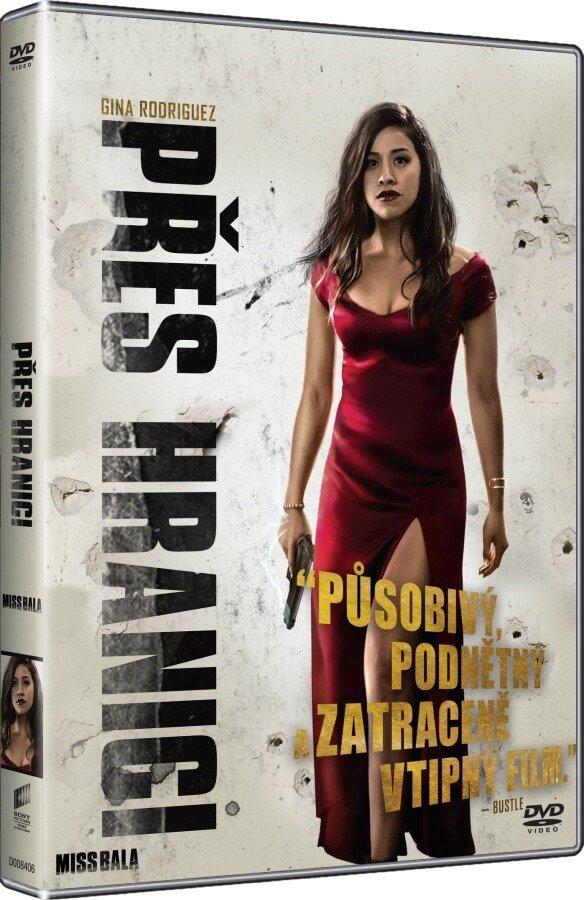 Přes hranici (DVD)