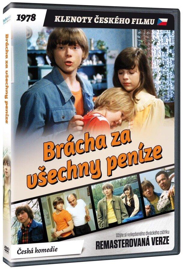 Brácha za všechny peníze (DVD) - remasterovaná verze