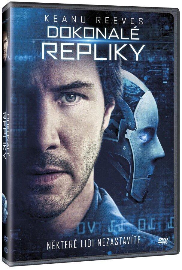Dokonalé repliky (DVD)