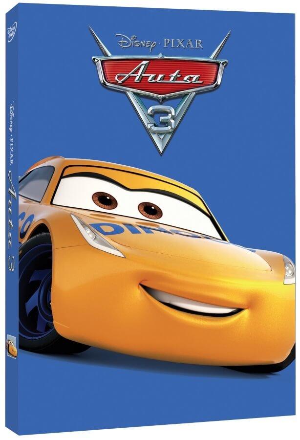 Auta 3 (DVD) - Disney Pixar edice