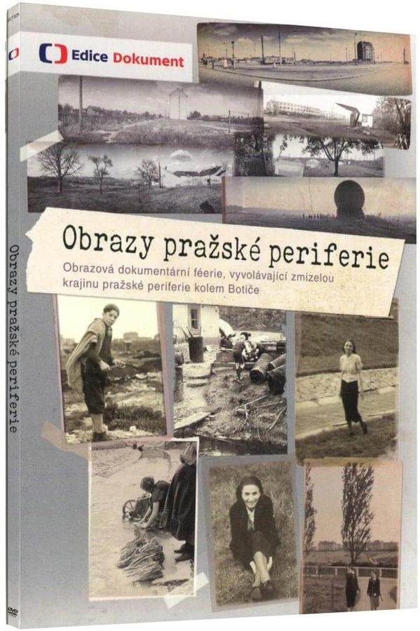Obrazy pražské periferie (DVD)