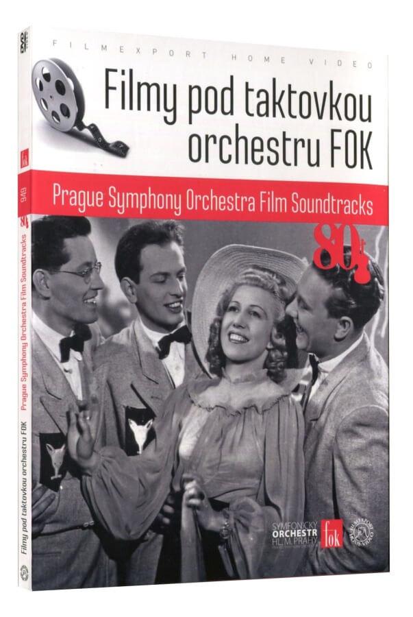Filmy pod taktovkou orchestru FOK (DVD) - digipack
