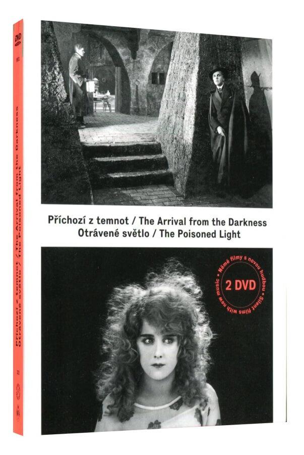 Příchozí z temnot / Otrávené světlo (2 DVD) - speciální edice