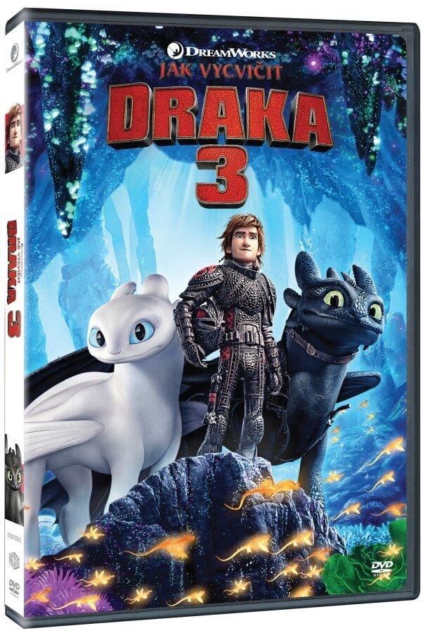 Jak vycvičit draka 3 (DVD)