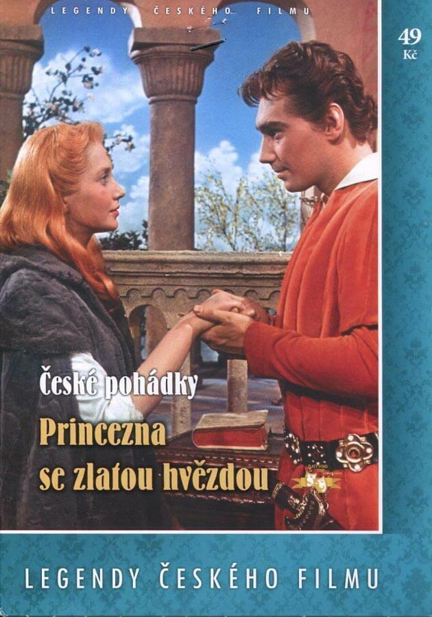 Princezna se zlatou hvězdou (DVD) (papírový obal)
