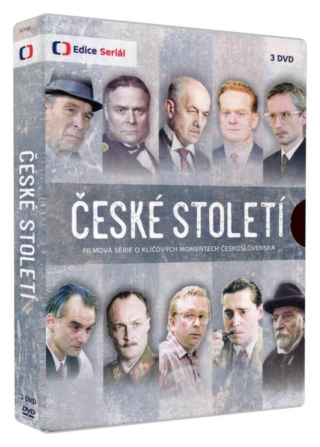 České století (3 DVD) - Seriál