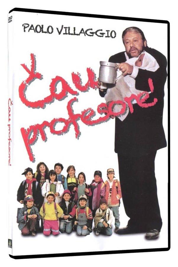 Čau profesore (DVD)