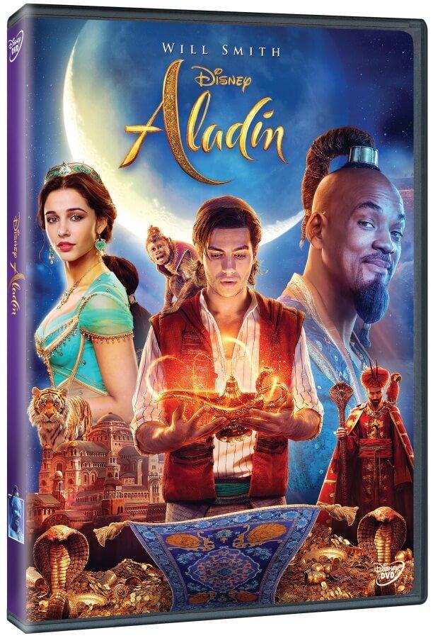 Aladin (2019) (DVD) - nové filmové zpracování
