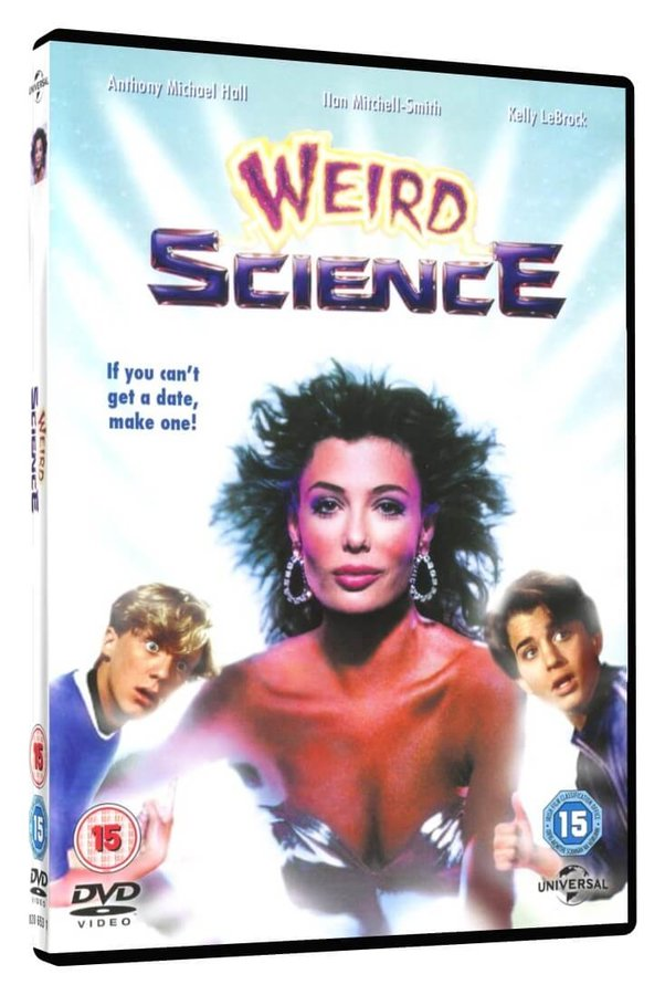 Podivná věda (DVD) - DOVOZ