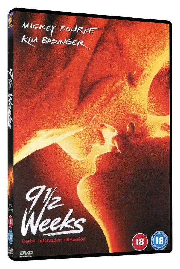 9 a půl týdne / 9 1/2 týdne (DVD) - DOVOZ