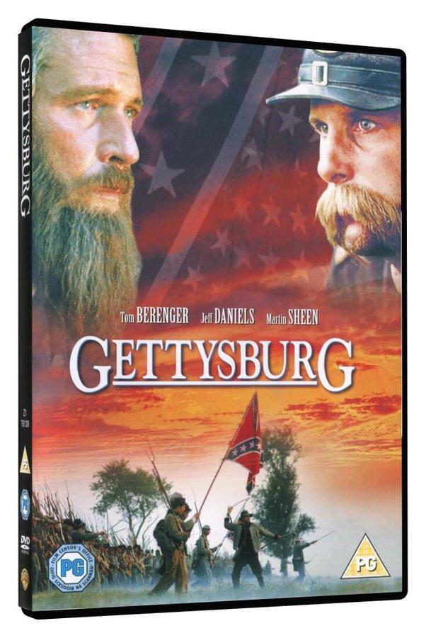 Bitva u Gettysburgu (2 DVD) - DOVOZ