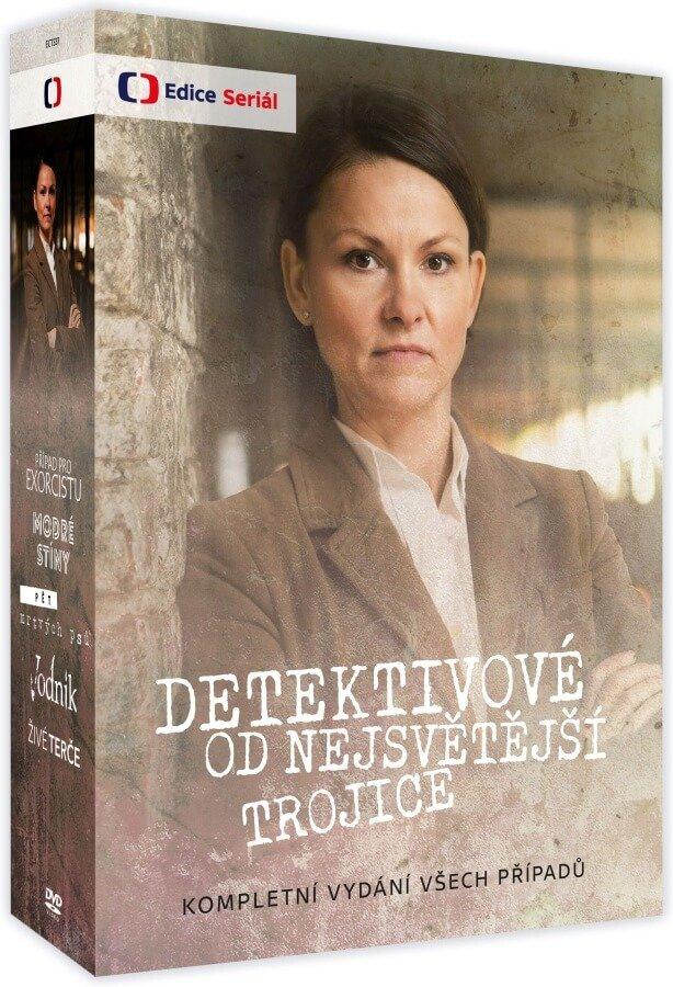 Detektivové od Nejsvětější Trojice kolekce (6 DVD) - Seriál
