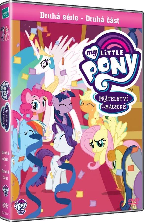 My Little Pony: Přátelství je magické - 2. série - 2. část (DVD) - Seriál