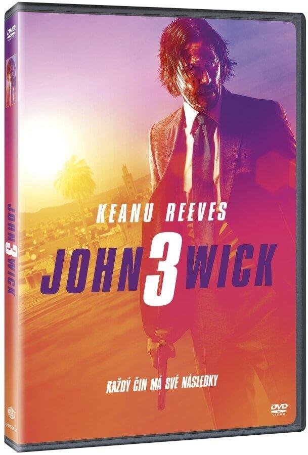 John Wick 3 (DVD)