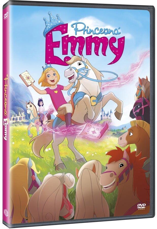 Princezna Emmy (DVD)