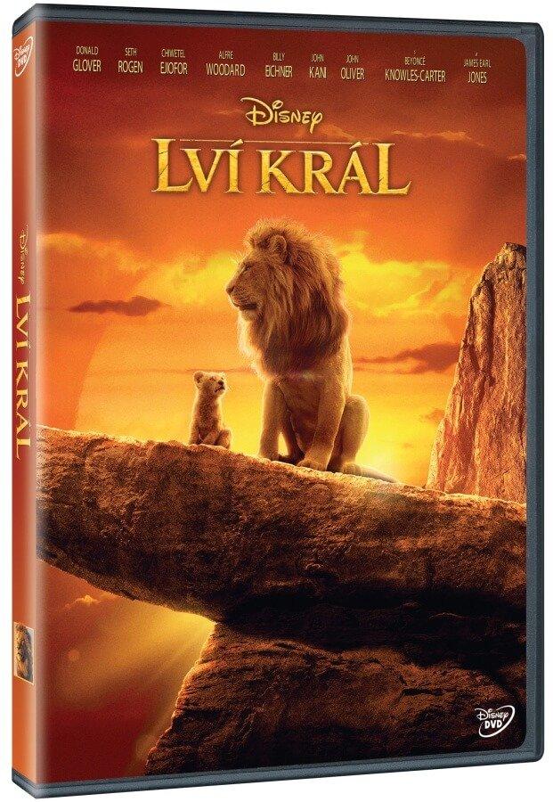 Lví král (2019) (DVD) - nové filmové zpracování