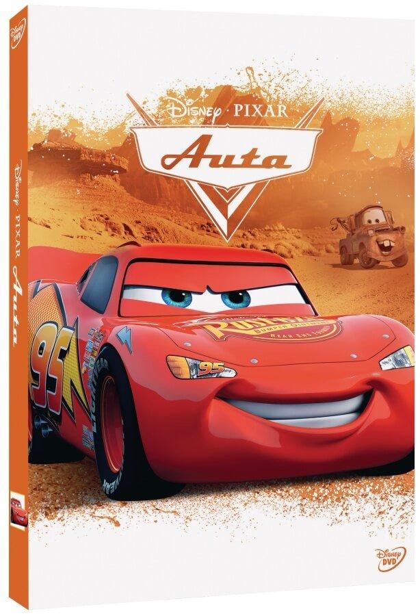 Auta (DVD) - Edice Pixar New Line