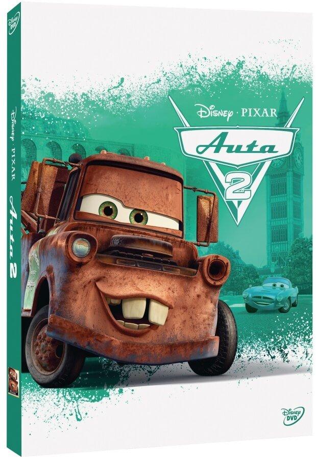 Auta 2 (DVD) - Edice Pixar New Line