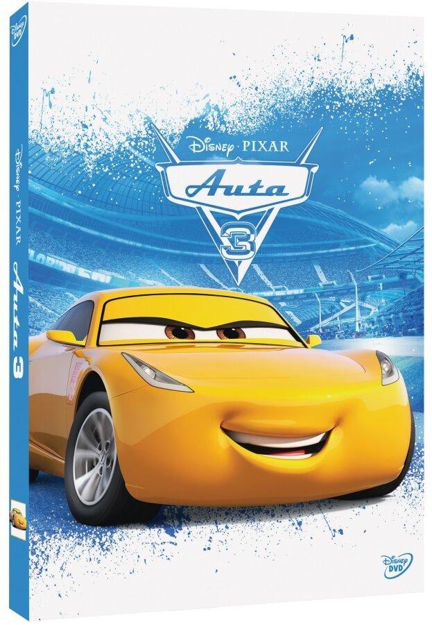 Auta 3 (DVD) - Edice Pixar New Line