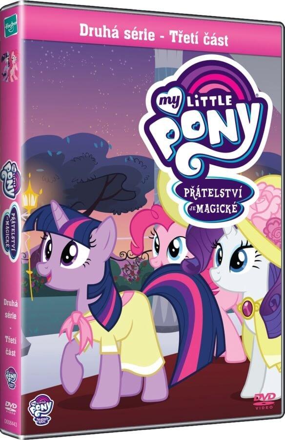 My Little Pony: Přátelství je magické - 2. série - 3. část (DVD) - Seriál