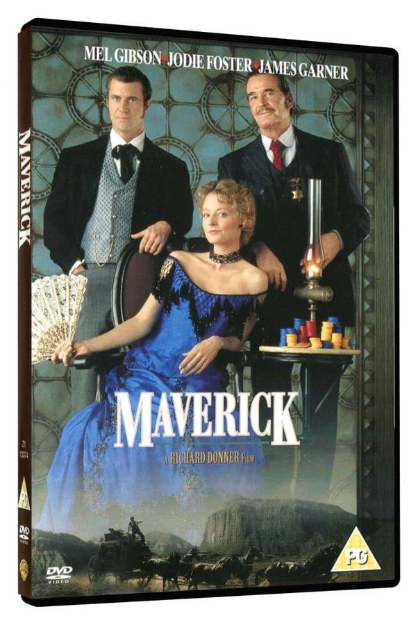 Maverick (DVD) - DOVOZ