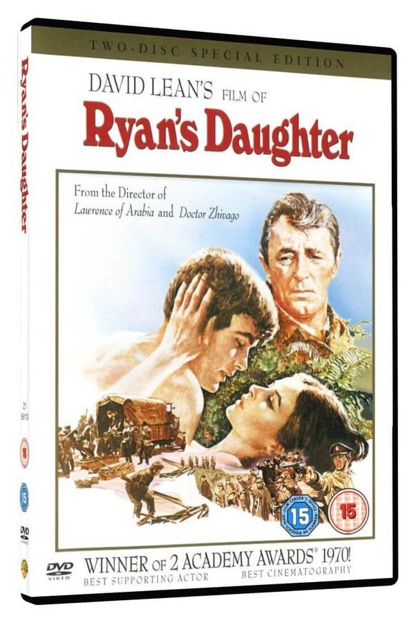 Ryanova dcera (2 DVD) - DOVOZ