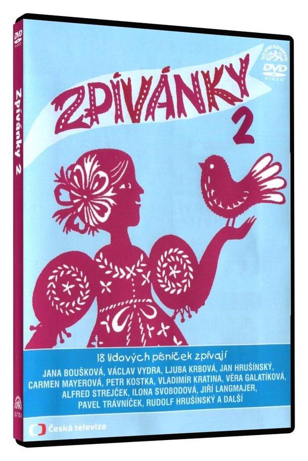 Zpívánky 2 (DVD)