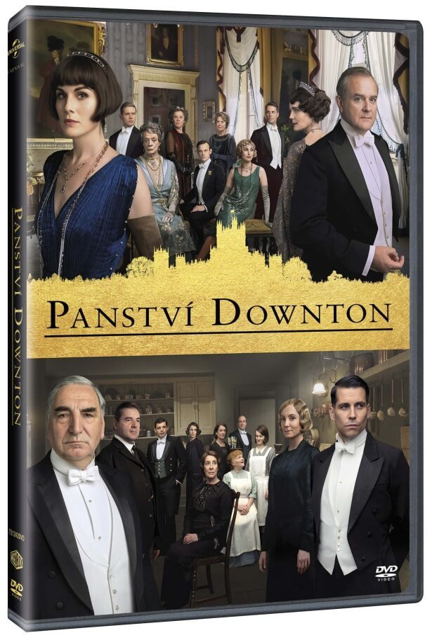 Panství Downton FILM (DVD)
