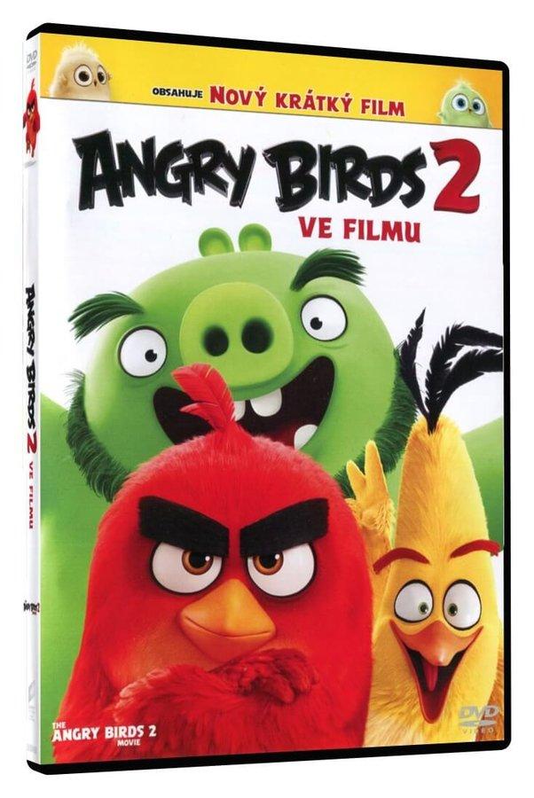 Angry Birds ve filmu 2 (DVD)