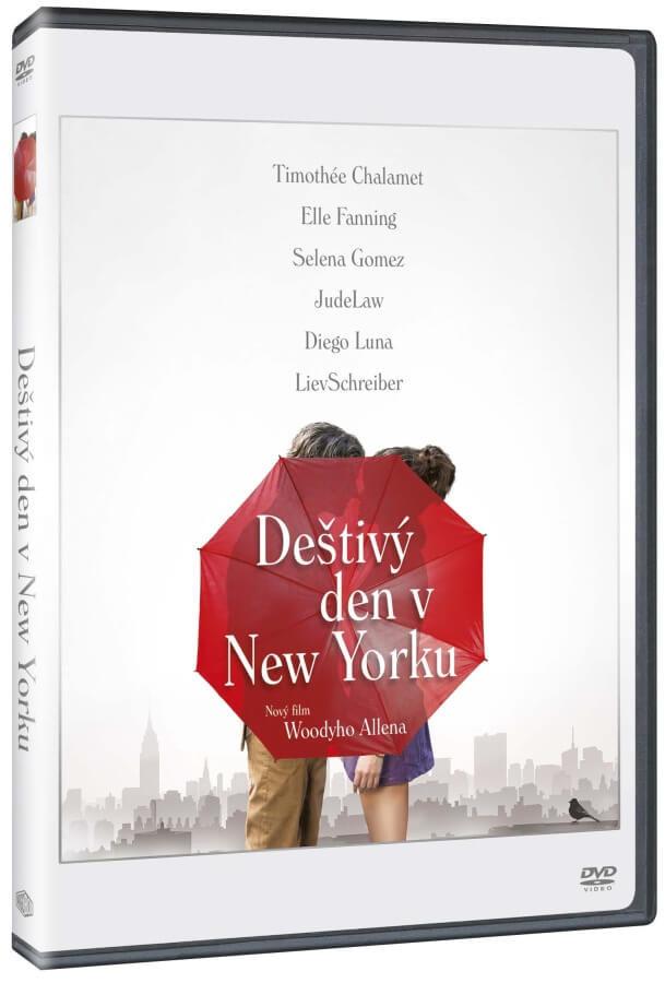 Deštivý den v New Yorku (DVD)