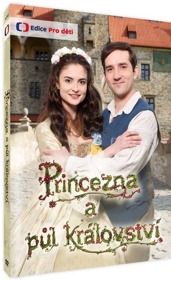 Princezna a půl království (DVD)
