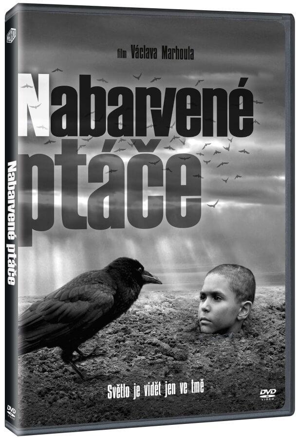 Nabarvené ptáče (2 DVD)