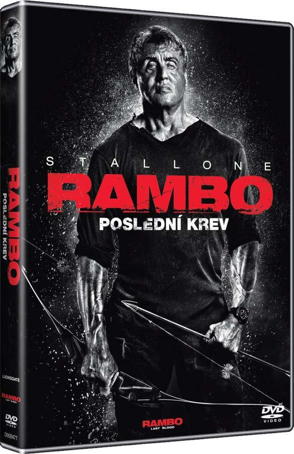 Rambo 5: Poslední krev (DVD)