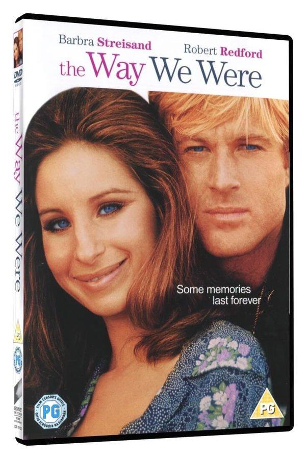 Takoví jsme byli (DVD) - DOVOZ