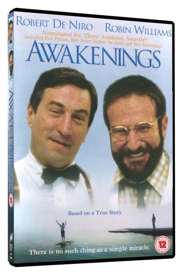 Čas probuzení (DVD) - DOVOZ