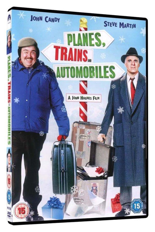 Letadla, vlaky, automobily (DVD) - DOVOZ