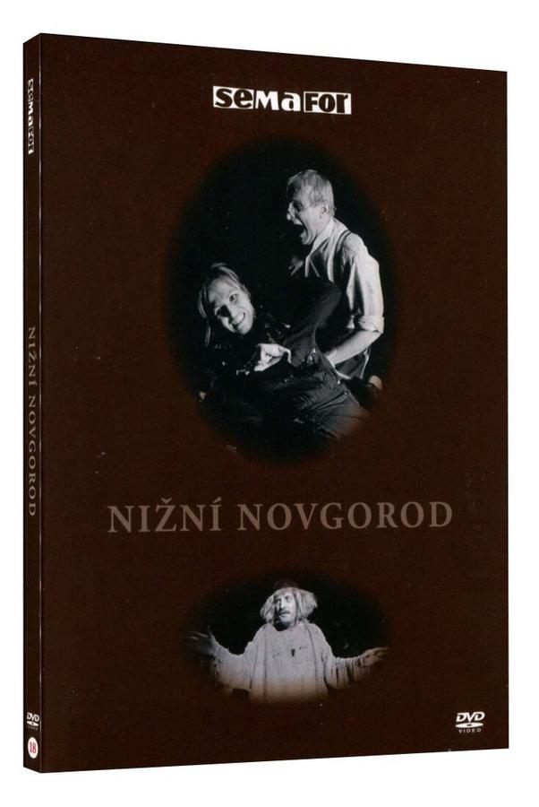 Semafor: Nižní Novgorod (DVD)