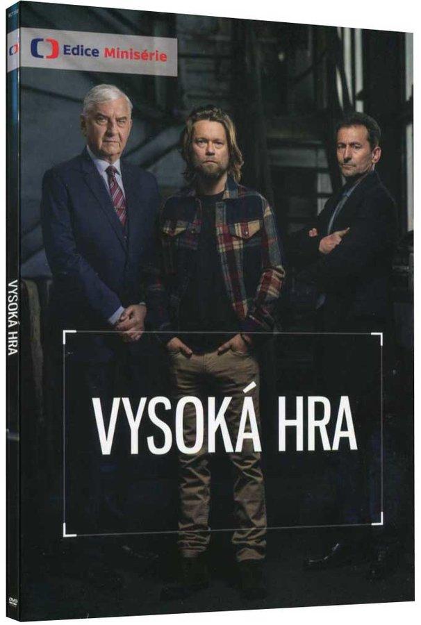 Vysoká hra (DVD)