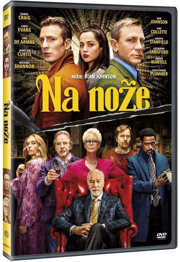 Na nože (DVD)