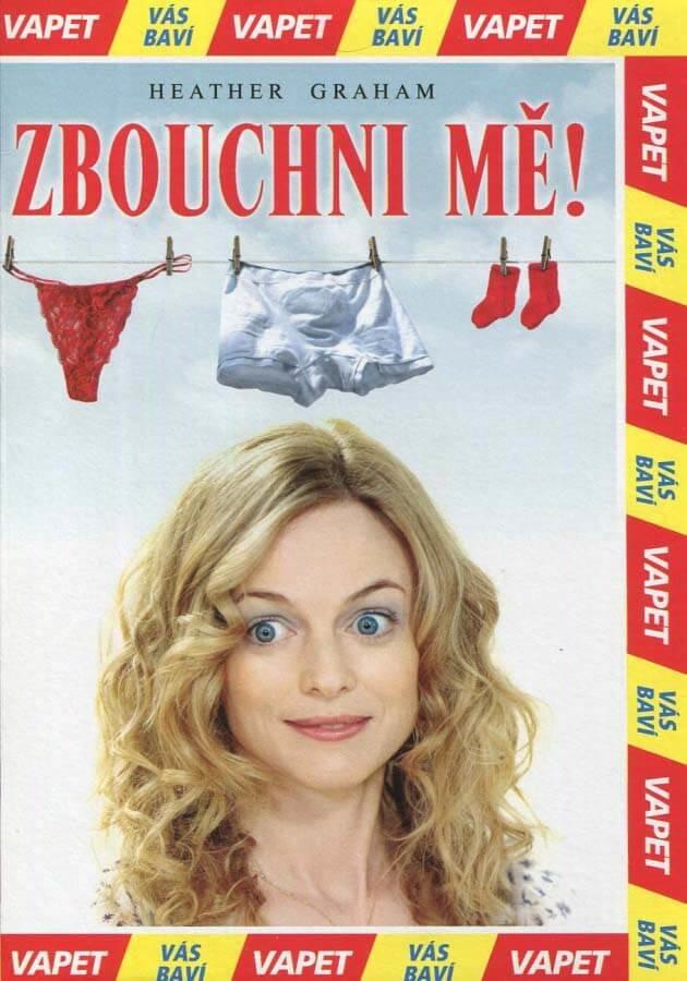 Zbouchni mě (DVD) (papírový obal)
