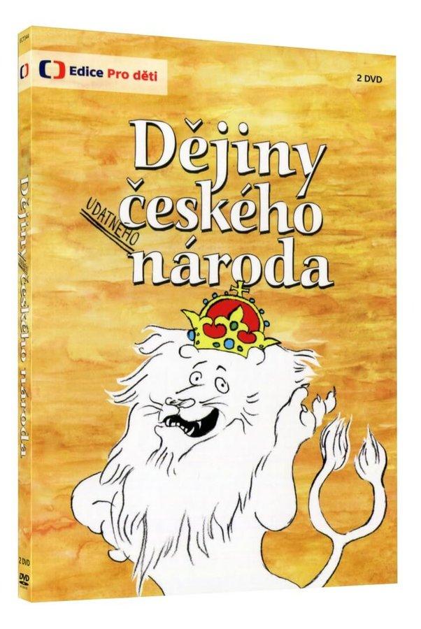 Dějiny českého udatného národa (2 DVD)