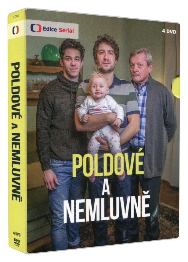 Poldové a nemluvně (4 DVD) - Seriál