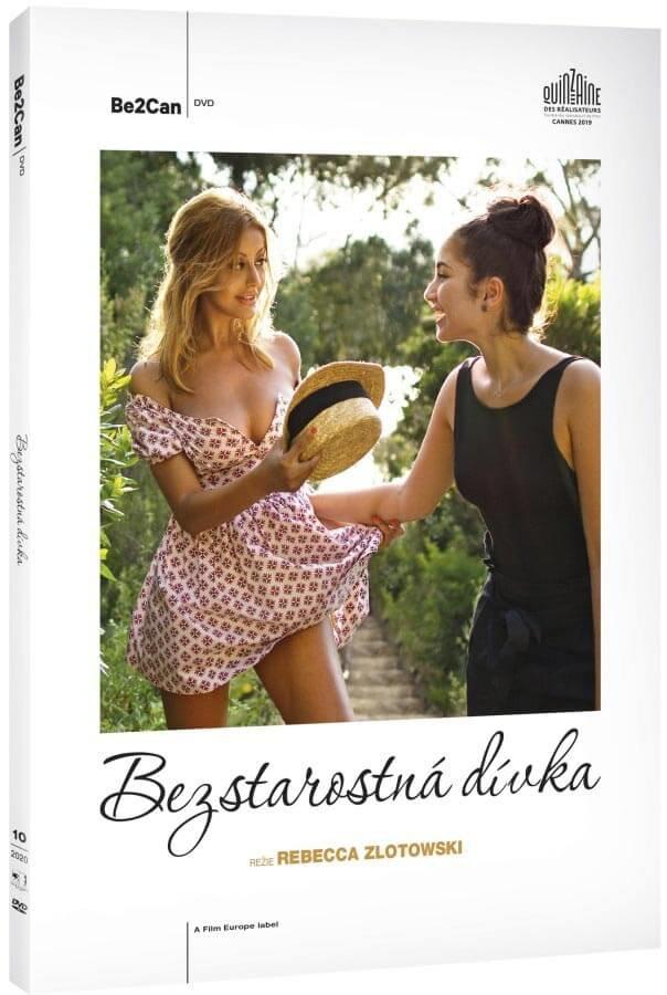 Bezstarostná dívka (DVD)